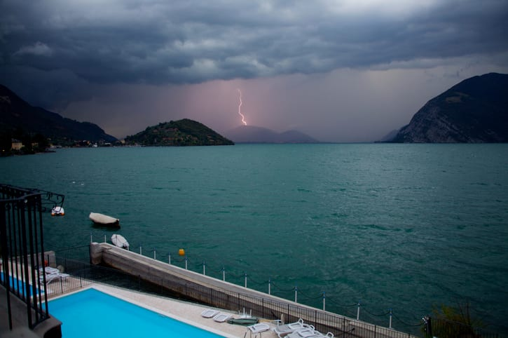 Prepare Your Pool for a Major Storm